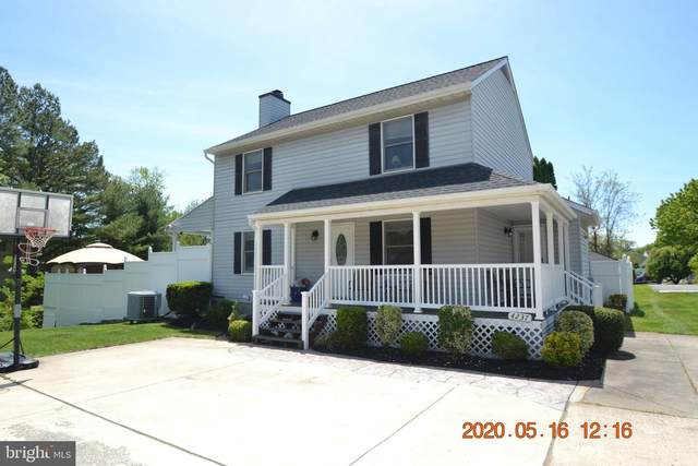 4237 Silver Spring Road, PERRY HALL, MD 21128 (#MDBC494086) :: The Miller Team