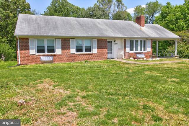3545 Slate Mills Road, SPERRYVILLE, VA 22740 (#VARP107310) :: City Smart Living