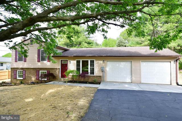 5395 Annapolis Drive, MOUNT AIRY, MD 21771 (#MDFR264266) :: Bob Lucido Team of Keller Williams Integrity