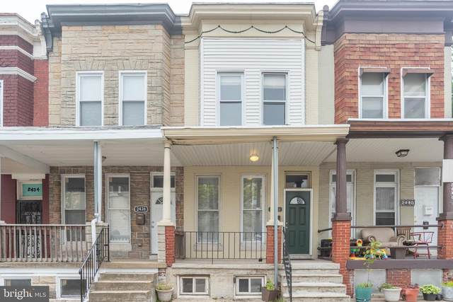 2438 Barclay Street, BALTIMORE, MD 21218 (#MDBA510480) :: The MD Home Team