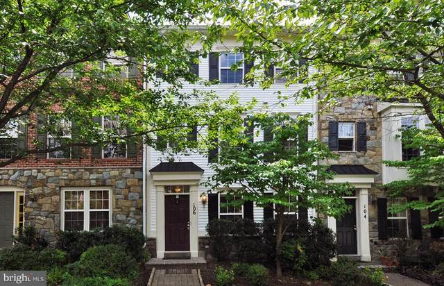 106 Pasture Side Way, ROCKVILLE, MD 20850 (#MDMC707630) :: The Licata Group/Keller Williams Realty