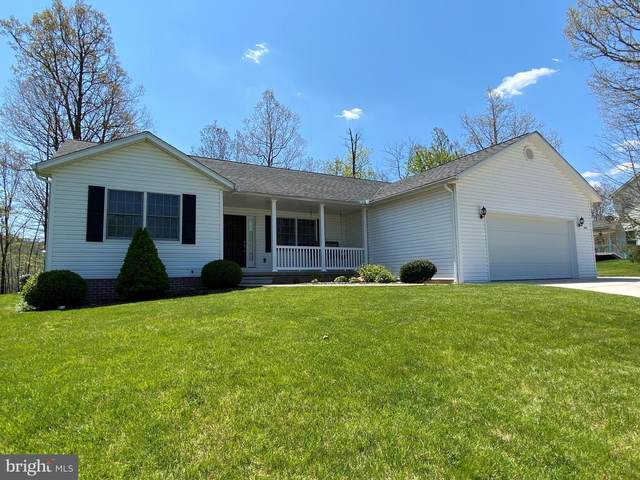10212 Pin Oak Court, ELLERSLIE, MD 21529 (#MDAL134246) :: ExecuHome Realty