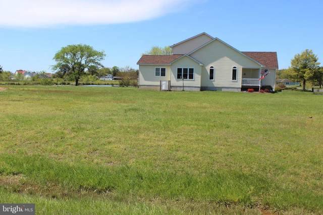 383 Meridian Drive, GREENBACKVILLE, VA 23356 (#VAAC100310) :: Shamrock Realty Group, Inc
