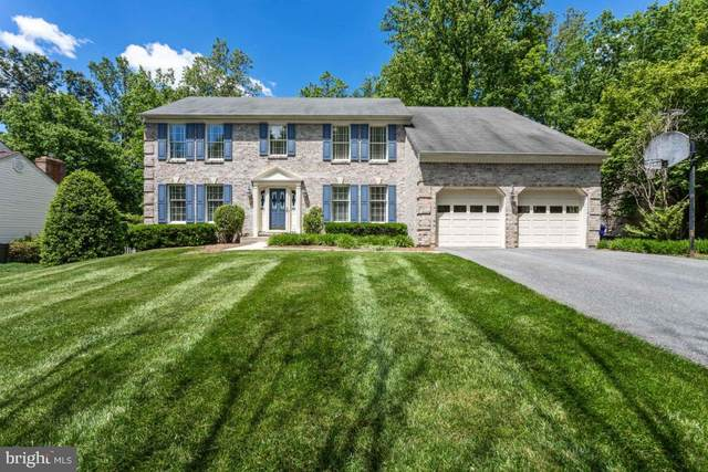 9509 Valley Mede Court, ELLICOTT CITY, MD 21042 (#MDHW279442) :: RE/MAX Advantage Realty