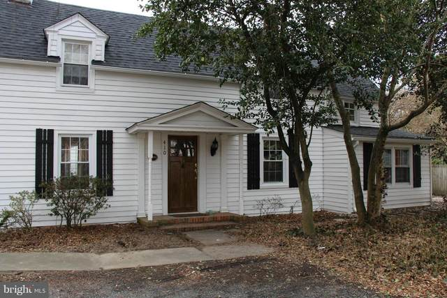 410 St Marys Square, ST MICHAELS, MD 21663 (#MDTA138140) :: ExecuHome Realty