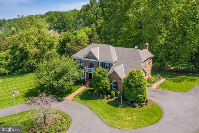14401 Shelter Manor Drive, HAYMARKET, VA 20169 (#VAPW494918) :: Crossman & Co. Real Estate