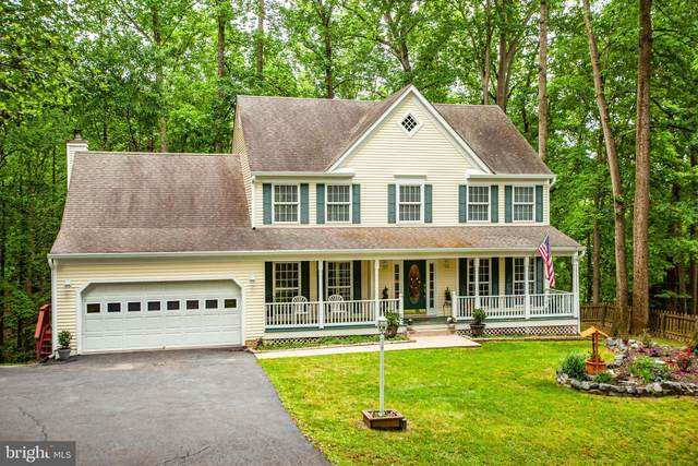 3408 Titanic Drive, STAFFORD, VA 22554 (#VAST221950) :: Blackwell Real Estate