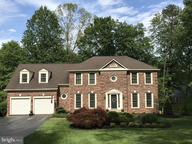 10692 Oakton Ridge Court, OAKTON, VA 22124 (#VAFX1128842) :: Bob Lucido Team of Keller Williams Integrity