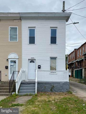 2644 Kennedy Avenue, BALTIMORE, MD 21218 (#MDBA510524) :: Shamrock Realty Group, Inc
