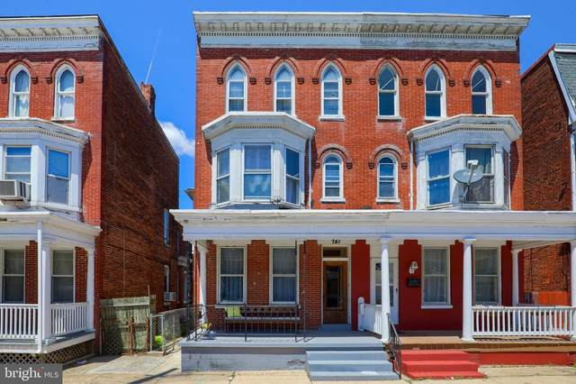 741 W Princess Street, YORK, PA 17401 (#PAYK137566) :: Younger Realty Group