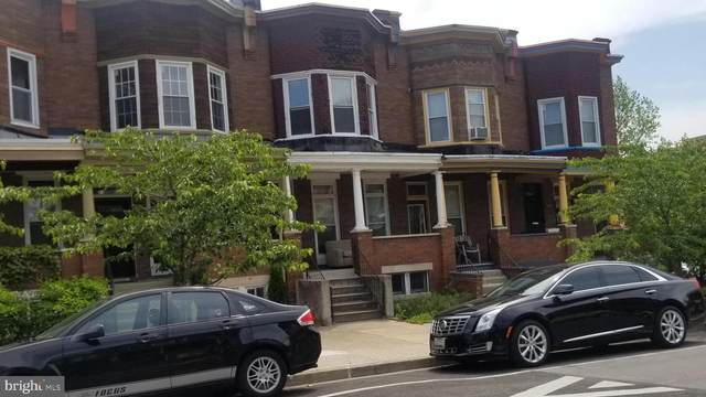 2725 Guilford Avenue, BALTIMORE, MD 21218 (#MDBA510534) :: SURE Sales Group