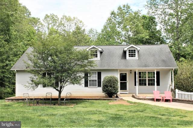 2205 Brown Lane, AMISSVILLE, VA 20106 (#VACU141444) :: AJ Team Realty