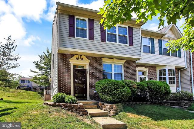 213 Glen View Terrace, ABINGDON, MD 21009 (#MDHR246774) :: ExecuHome Realty