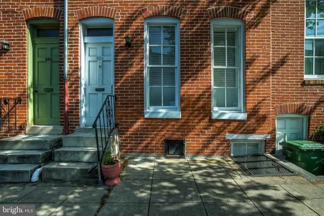 654 Portland Street, BALTIMORE, MD 21230 (#MDBA510552) :: SURE Sales Group