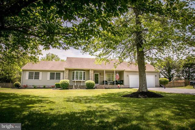 27849 Cross Creek Drive, SALISBURY, MD 21801 (#MDWC108150) :: Bob Lucido Team of Keller Williams Integrity