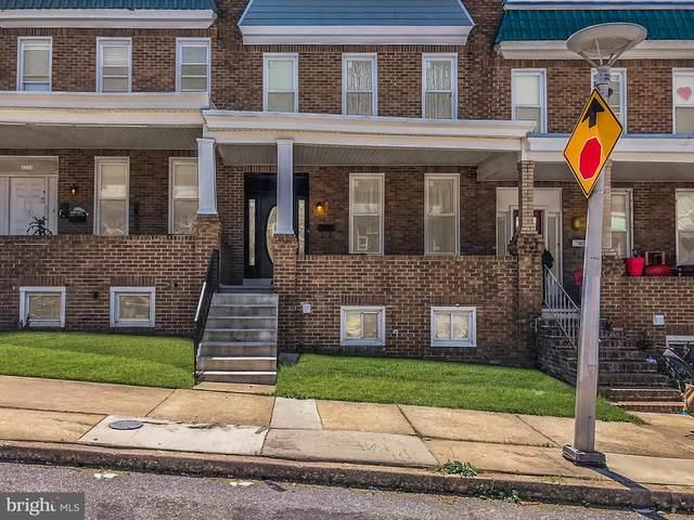 3223 Cliftmont Avenue, BALTIMORE, MD 21213 (#MDBA510580) :: Dart Homes
