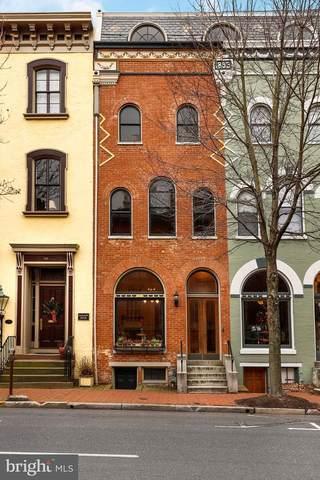 116 E Church Street, FREDERICK, MD 21701 (#MDFR264322) :: Seleme Homes