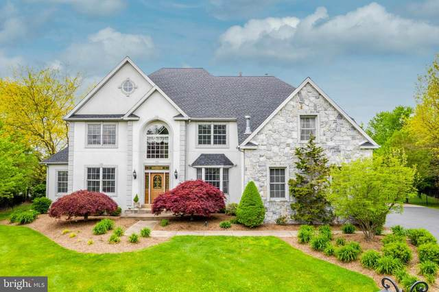 245 Amour Circle, BLUE BELL, PA 19422 (#PAMC648594) :: Bob Lucido Team of Keller Williams Integrity
