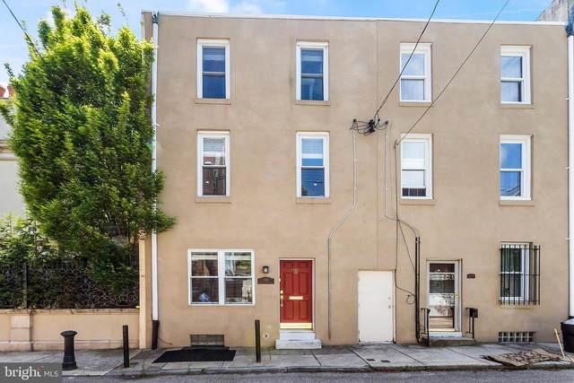606 Pemberton Street, PHILADELPHIA, PA 19147 (MLS #PAPH895854) :: The Premier Group NJ @ Re/Max Central