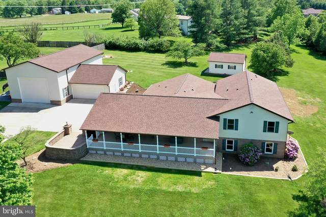76 Green Valley Drive, CHARLES TOWN, WV 25414 (#WVJF138836) :: Network Realty Group