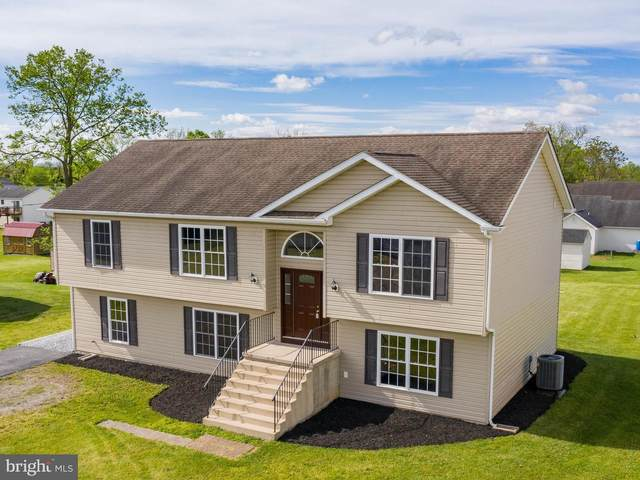 93 Larry Way, BUNKER HILL, WV 25413 (#WVBE177164) :: AJ Team Realty