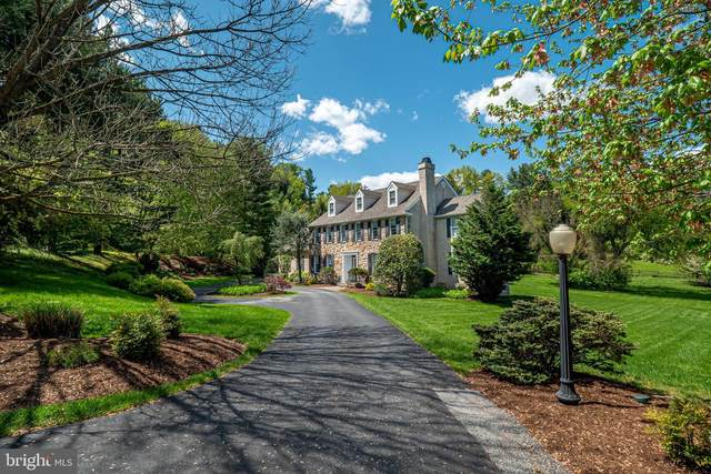6 Canter Drive, NEWTOWN SQUARE, PA 19073 (#PADE518548) :: LoCoMusings