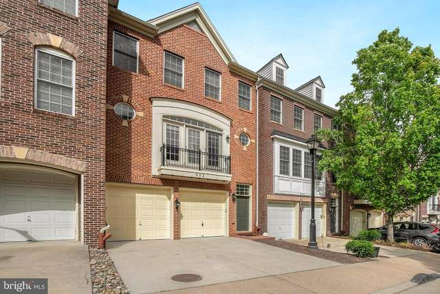 502 Triadelphia Way, ALEXANDRIA, VA 22312 (#VAAX246352) :: Tom & Cindy and Associates