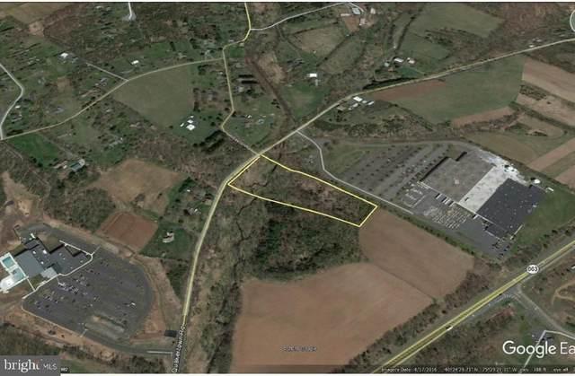 Quakertown Road & Wasser Rd, PENNSBURG, PA 18073 (#PAMC648646) :: LoCoMusings