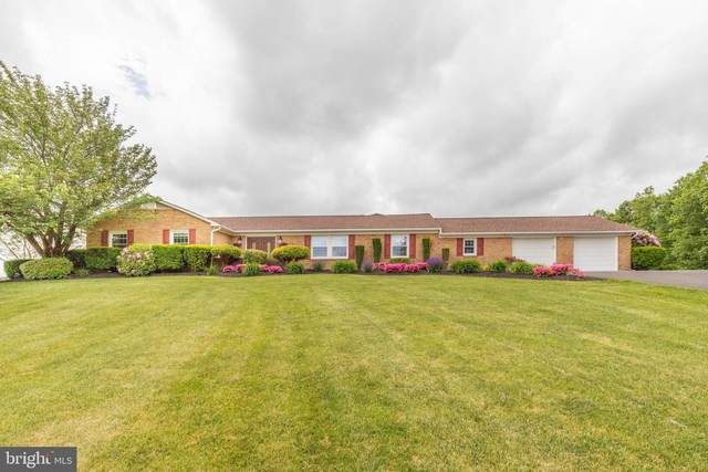 3811 Boteler Road, MOUNT AIRY, MD 21771 (#MDCR196654) :: CR of Maryland