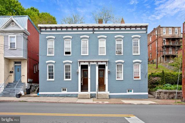 101 Greene Street, CUMBERLAND, MD 21502 (#MDAL134262) :: AJ Team Realty