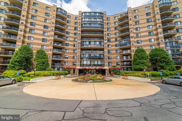 8380 Greensboro Drive #601, MCLEAN, VA 22102 (#VAFX1129034) :: The Vashist Group