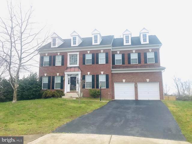 9530 Laurencekirk Place, BRISTOW, VA 20136 (#VAPW495002) :: Great Falls Great Homes