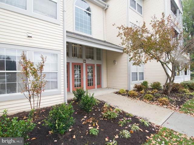 107 Lassen Court #11, PRINCETON, NJ 08540 (#NJME295552) :: Nexthome Force Realty Partners