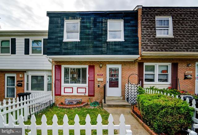 14474 Belvedere Drive, WOODBRIDGE, VA 22193 (#VAPW495010) :: The Licata Group/Keller Williams Realty