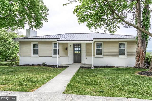 216 Hill Street, MOUNT HOLLY SPRINGS, PA 17065 (#PACB123552) :: The Heather Neidlinger Team With Berkshire Hathaway HomeServices Homesale Realty