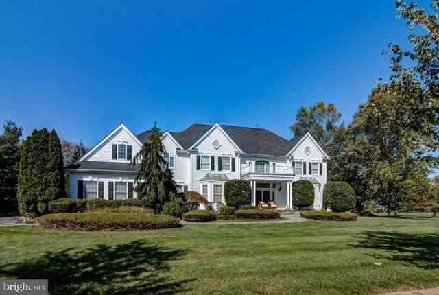 9 Cottonwood Drive, PRINCETON JUNCTION, NJ 08550 (#NJME295562) :: Erik Hoferer & Associates