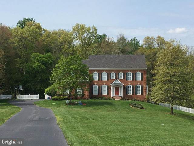 5606 Mendelmore Way, HAYMARKET, VA 20169 (#VAPW495020) :: Hill Crest Realty