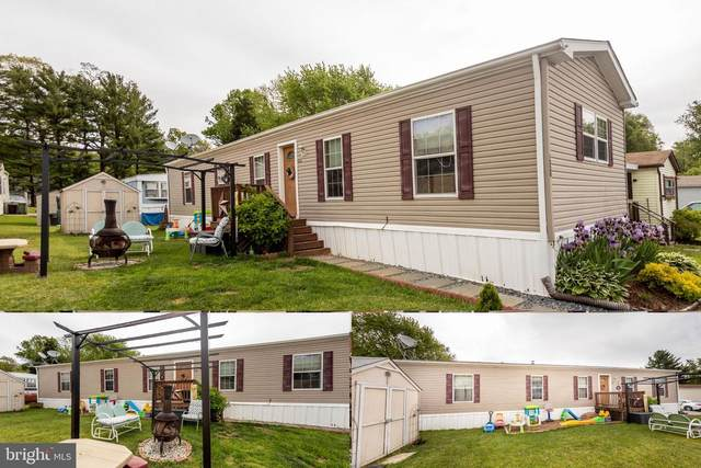 1528 Clearview Drive, STREET, MD 21154 (#MDHR246840) :: The Bob & Ronna Group