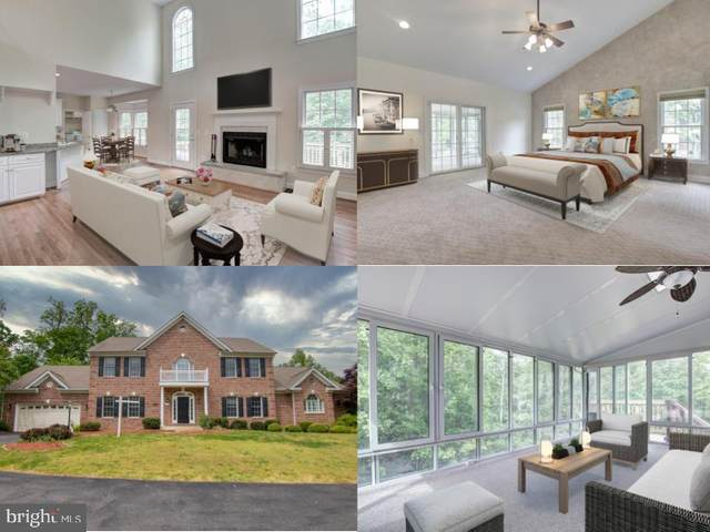 7816 Pohick Road, SPRINGFIELD, VA 22153 (#VAFX1129096) :: Debbie Dogrul Associates - Long and Foster Real Estate
