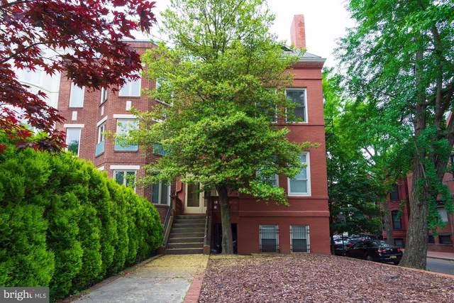 1821 16TH Street NW #102, WASHINGTON, DC 20009 (#DCDC469256) :: The Licata Group/Keller Williams Realty