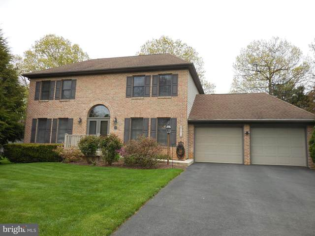 6979 Fairway Drive E, FAYETTEVILLE, PA 17222 (#PAFL172614) :: Peter Knapp Realty Group