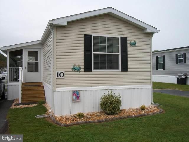 10 Colonial Lane #54181, REHOBOTH BEACH, DE 19971 (#DESU161066) :: The Allison Stine Team