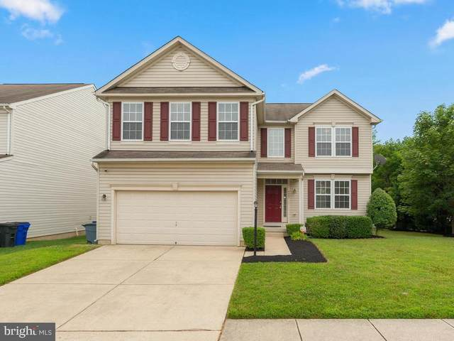 9007 Phillip Dorsey Way, COLUMBIA, MD 21045 (#MDHW279512) :: Bob Lucido Team of Keller Williams Integrity