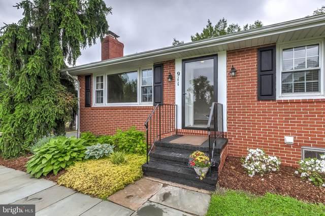911 Breezewick Circle, BALTIMORE, MD 21286 (#MDBC494324) :: Revol Real Estate