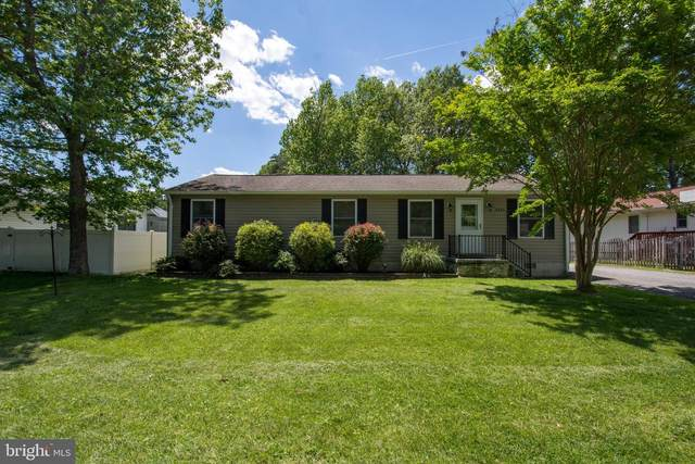 5520 Carvel Street, CHURCHTON, MD 20733 (#MDAA434370) :: AJ Team Realty