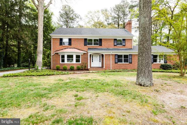 1321 Woodland Road, SALISBURY, MD 21801 (#MDWC108162) :: Shamrock Realty Group, Inc
