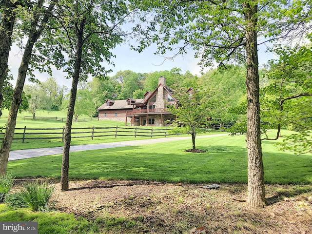 3338 Seven Valleys Road, GLEN ROCK, PA 17327 (#PAYK137674) :: Iron Valley Real Estate