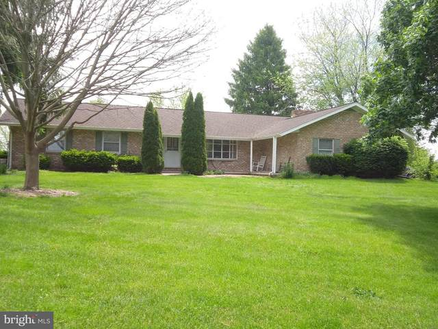 2926 Baltimore Pike, HANOVER, PA 17331 (#PAYK137676) :: The Joy Daniels Real Estate Group