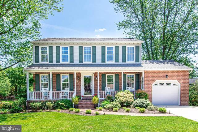 702 Ponderosa Court, BEL AIR, MD 21014 (#MDHR246858) :: The Dailey Group