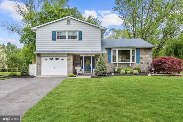 102 Monticello Drive, CINNAMINSON, NJ 08077 (#NJBL372728) :: Tessier Real Estate